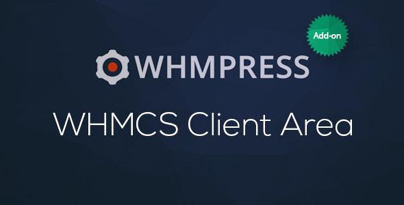 افزونه whmcs client area